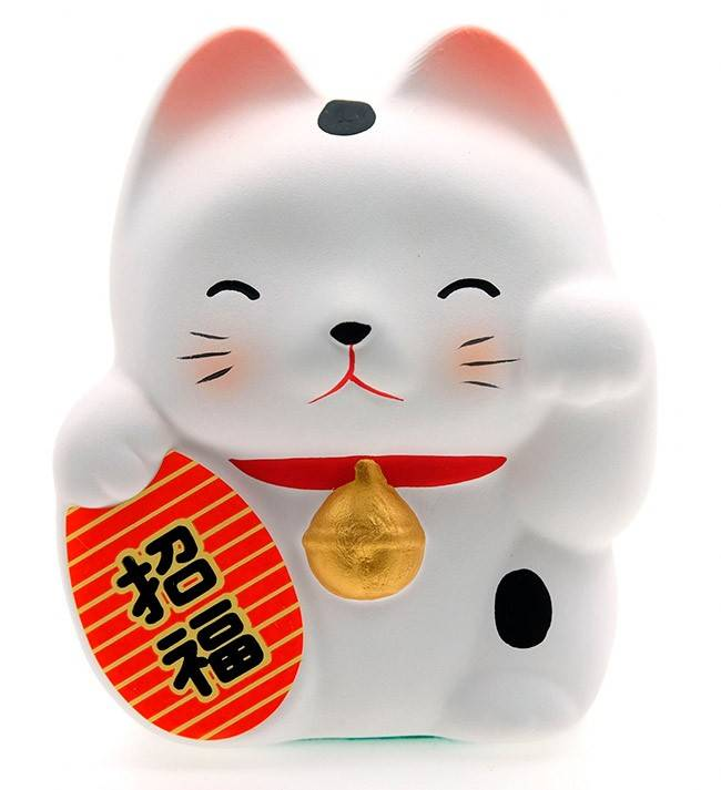 Манеки неко - японский талисман