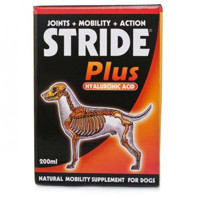 Страйд для кошек инструкция — stride plus