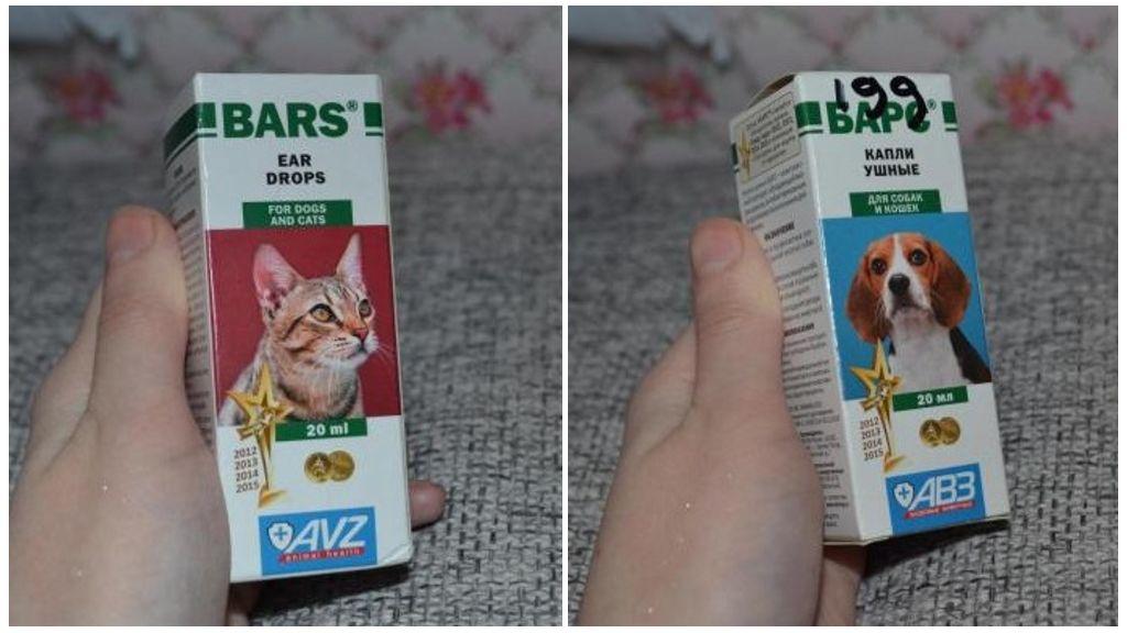 Инструкция по применению капель от блох и клещей «барс», правила обработки собак и кошек. капли барс для кошек от блох и клещей: инструкция
