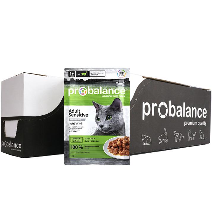 Корм probalance для собак