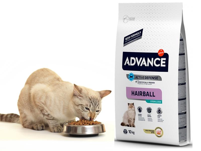 Корм адванс (advance) для кошек   цена, отзывы ветеринаров, состав