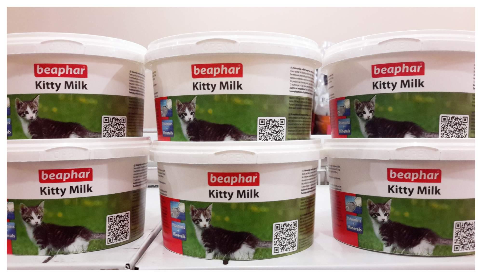 Royal canin babycat milk 300 г молоко для котят с рождения до отъема до 2-х месяцев