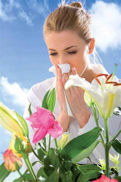 Психосоматика аллергия