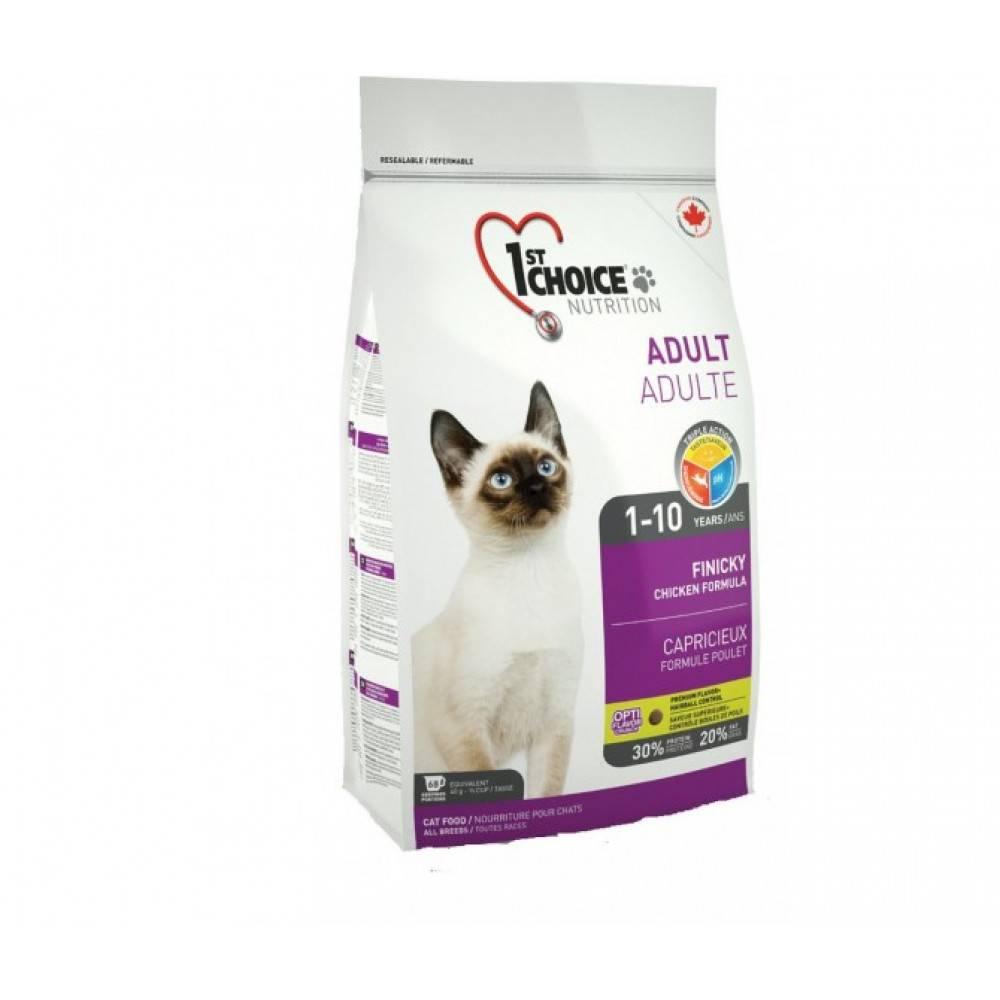 Все о корме для кошек «гоу» («go»)