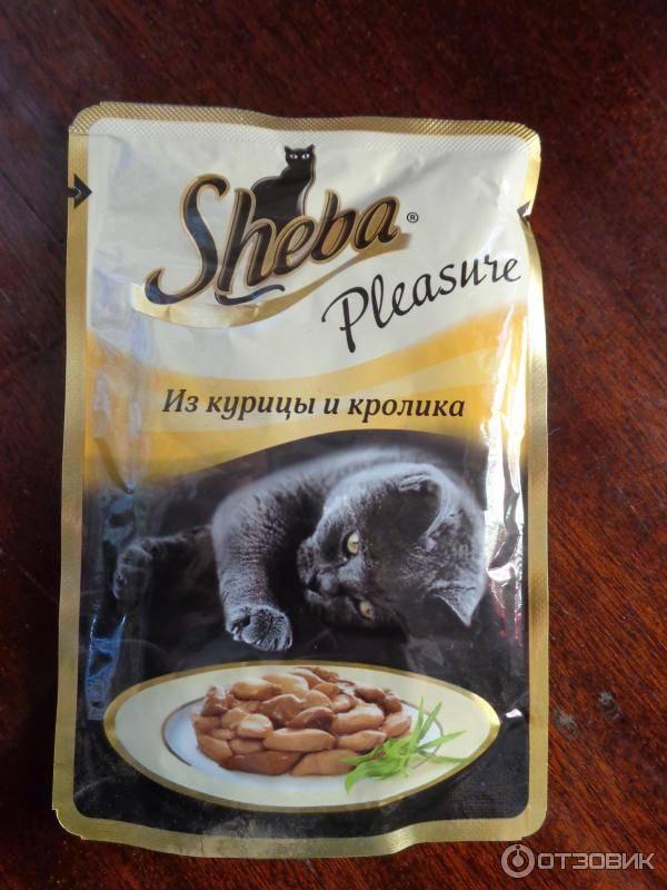 К какому классу относится корм шеба и чем он так нравится кошкам?