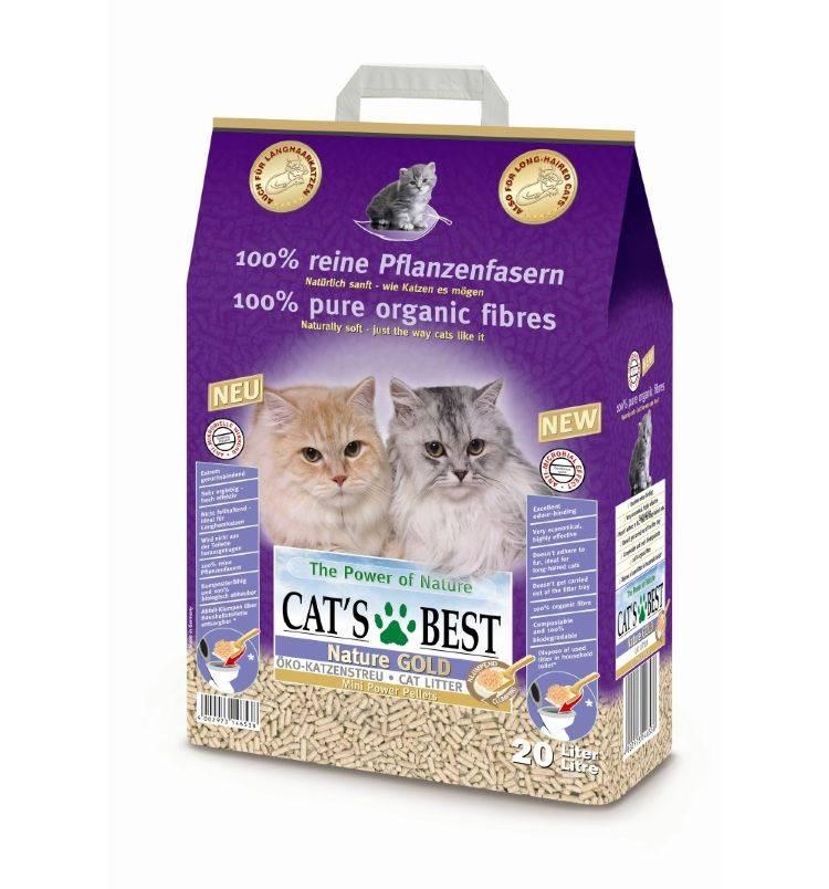 Какие корма для длинношерстных кошек лучше?