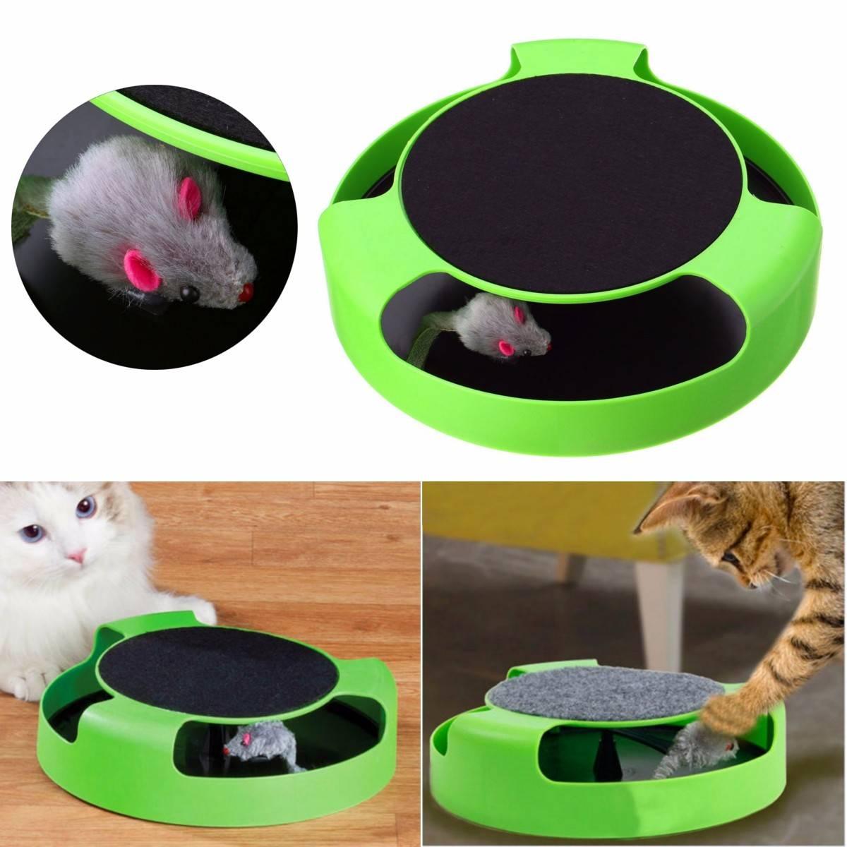 Делаем игрушки для кошки своими руками
