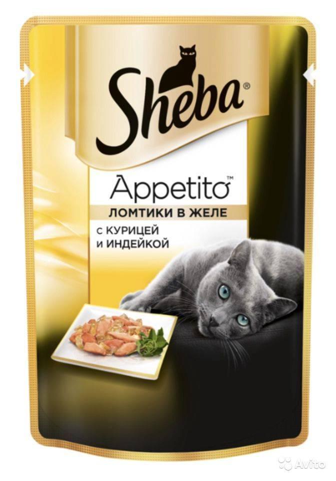 Корм для кошек sheba: отзывы, разбор состава, цена - петобзор
