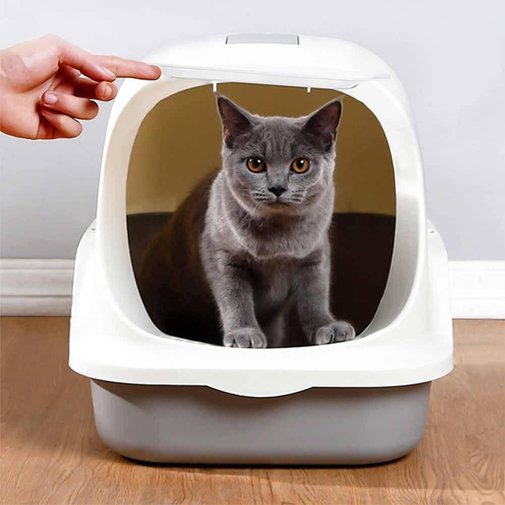 Кошачий туалет с решеткой - как пользоваться кошачий туалет с решеткой - как пользоваться