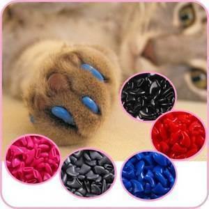 Накладки на когти для кошки