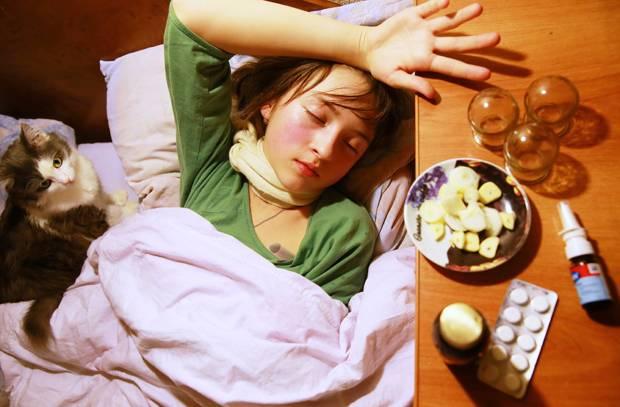 Кошачий грипп: симптомы и лечение в домашних условиях, опасен ли для человека?