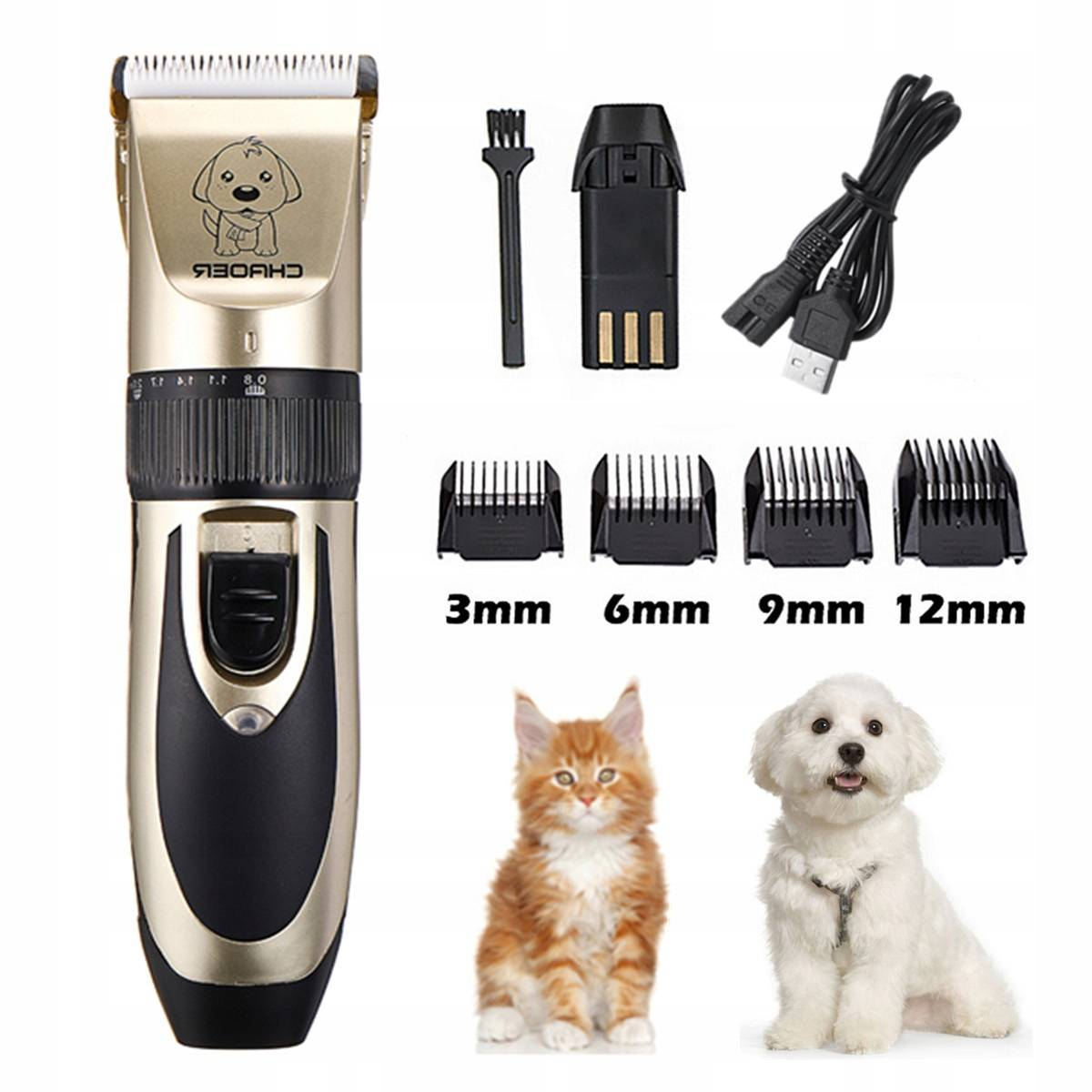 Какой бывает машинка для стрижки кошек - мир кошек