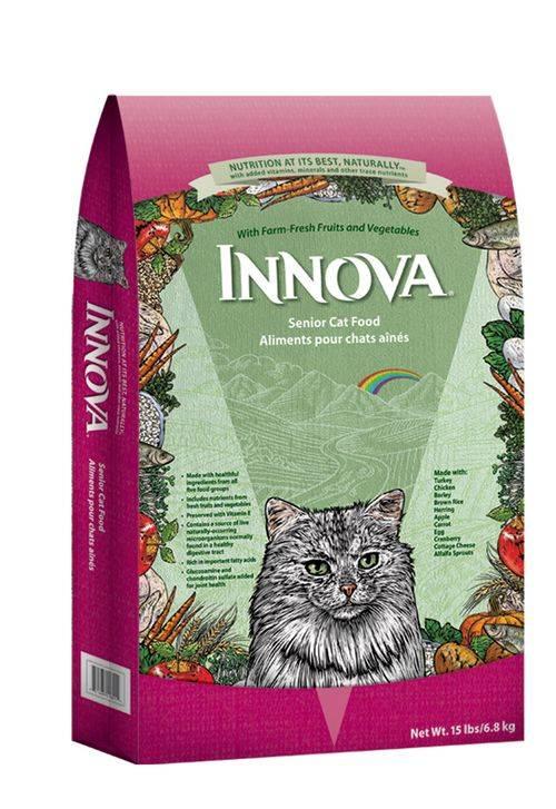 Корма иннова эво (innova evo) : общее : портал о домашних животных
