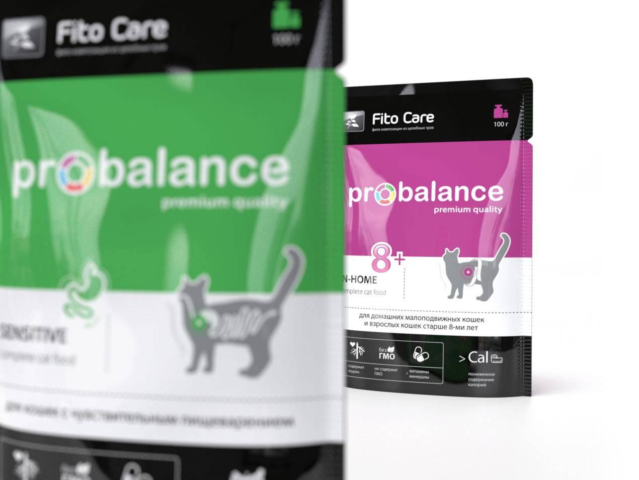Обзор на корм для собак probalance (пробаланс): состав, отзывы, цена