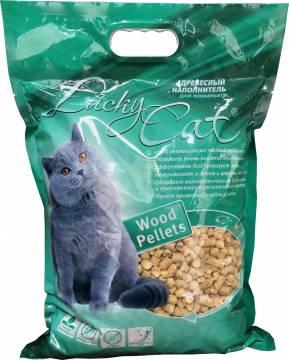 Древесный наполнитель для кошачьего туалета: какой купить, отзывы