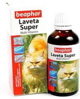 Витамины беафар для кошек — описание, польза и противопоказания