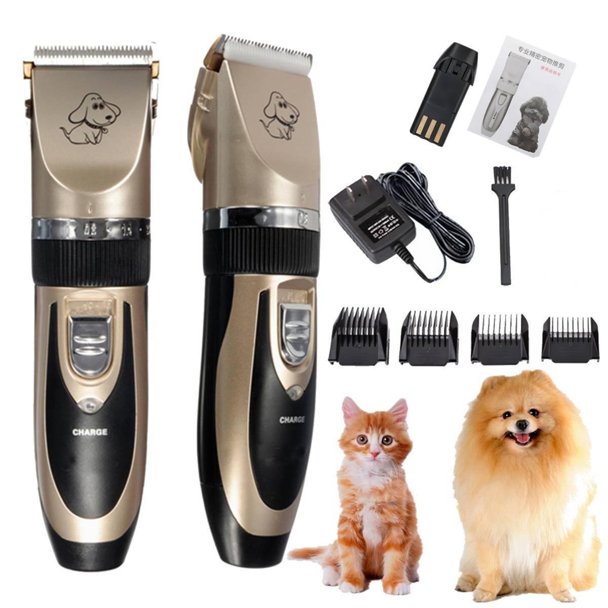 Особенности машинок для стрижки котов