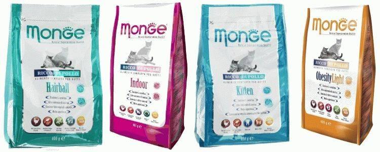 Обзор кормов для собак monge (монже) и farmina (фармина) с отзывами ветеринаров