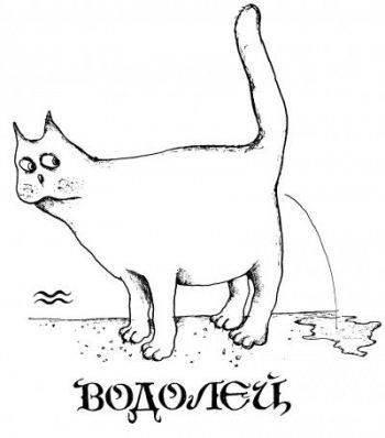 Гороскоп кошек (кошачий гороскоп)