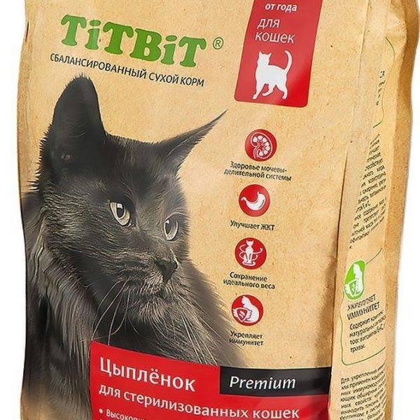 Лучший корм для стерилизованных кошек