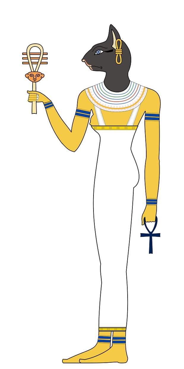 Хвостатая богиня: кошки в древнем египте
