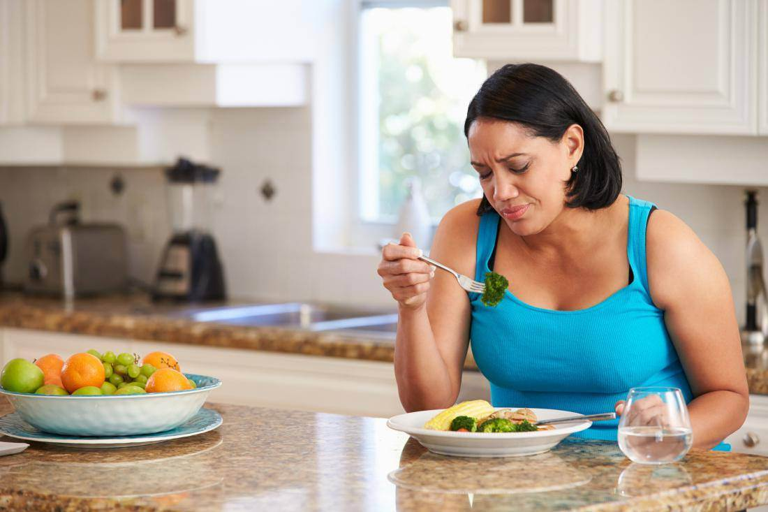 Причины потери веса при нормальном питании. ограничение приема пищи | здоровье человека