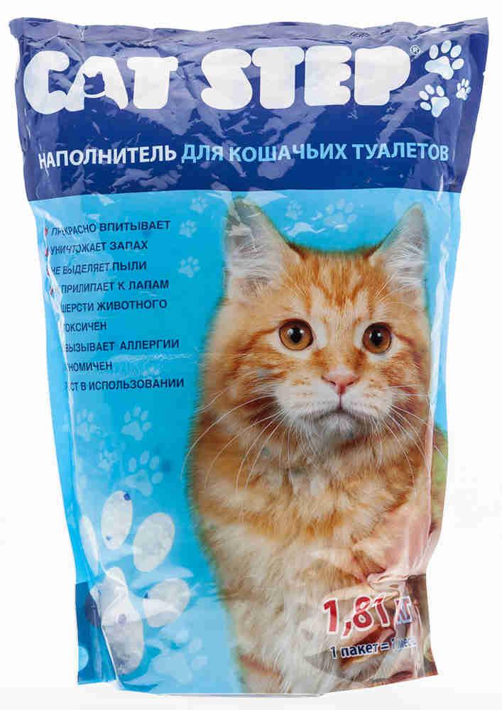 Силикагелевый наполнитель — новшество в вопросе кошачьего туалета