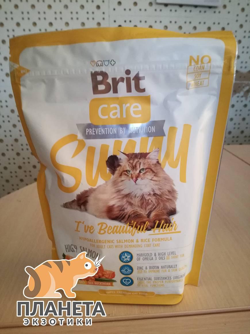 Виды корма брит кеа для кошек и котов: состав и советы ветеринаров