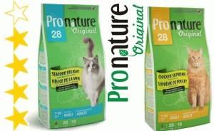 Корм для кошек pronature life: отзывы и разбор состава - петобзор