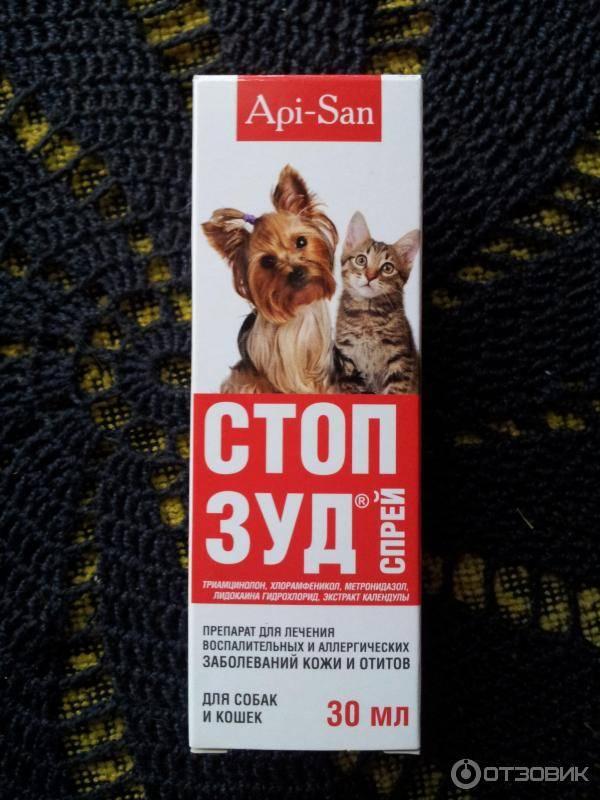 Стоп зуд для кошек