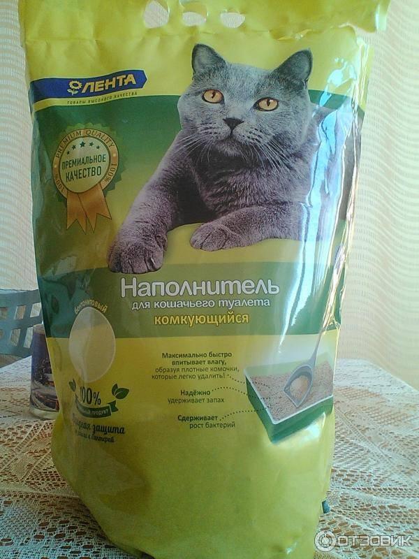Наполнители для кошачьих туалетов для котят как выбрать