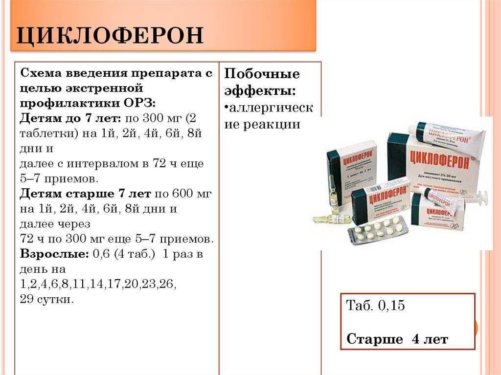 Циклоферон (уколы): основные нюансы инструкции по применению