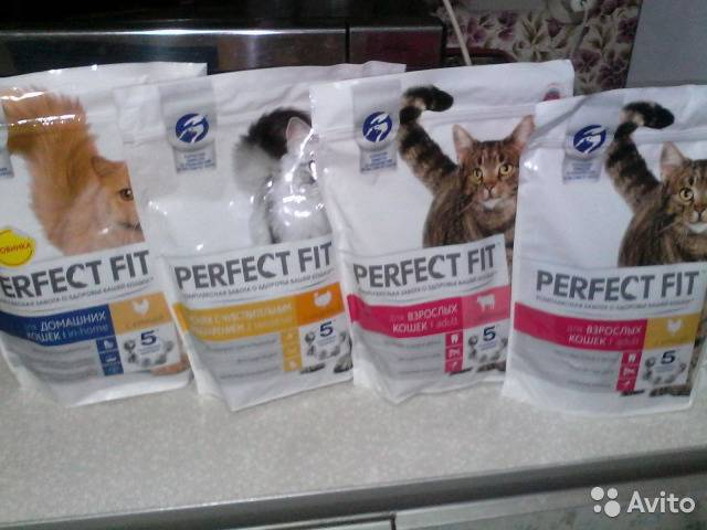Пурина ван корм для кошек