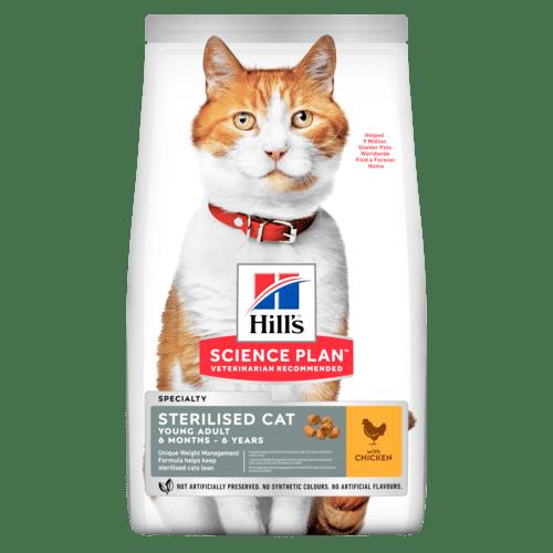 Корм для кошек hills: обзор, отзывы и рекомендации