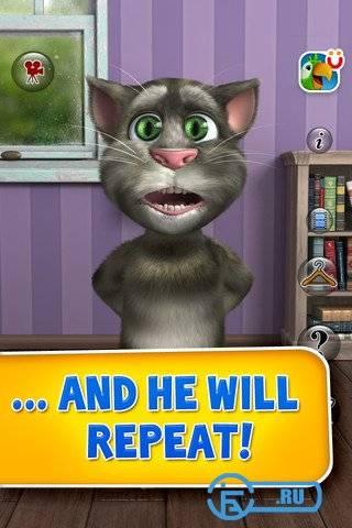 Игры и приложения для кошек на ipad.
