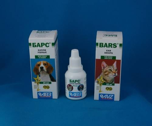 Капли от ушного клеща для кошек и котят: способы применения и обзор лекарств