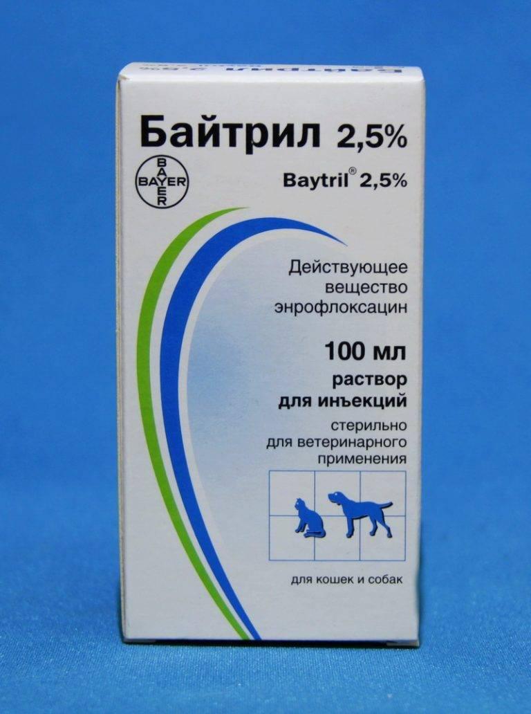 """""""байтрил"""" 10% - описание, инструкция, дозировка для разных животных"""