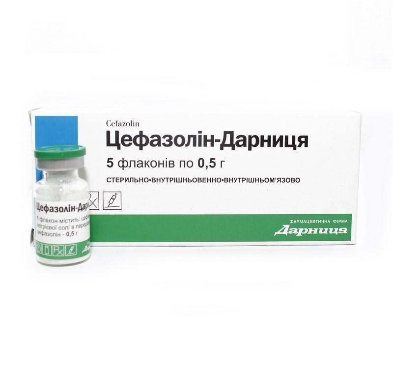Цефазолин для собак  | инструкция по применению цефазолина собакам