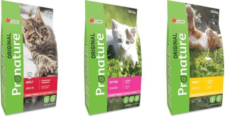 Пронатюр холистик (pronature holistic) корм для кошек: состав и его виды, преимущества и недостатки