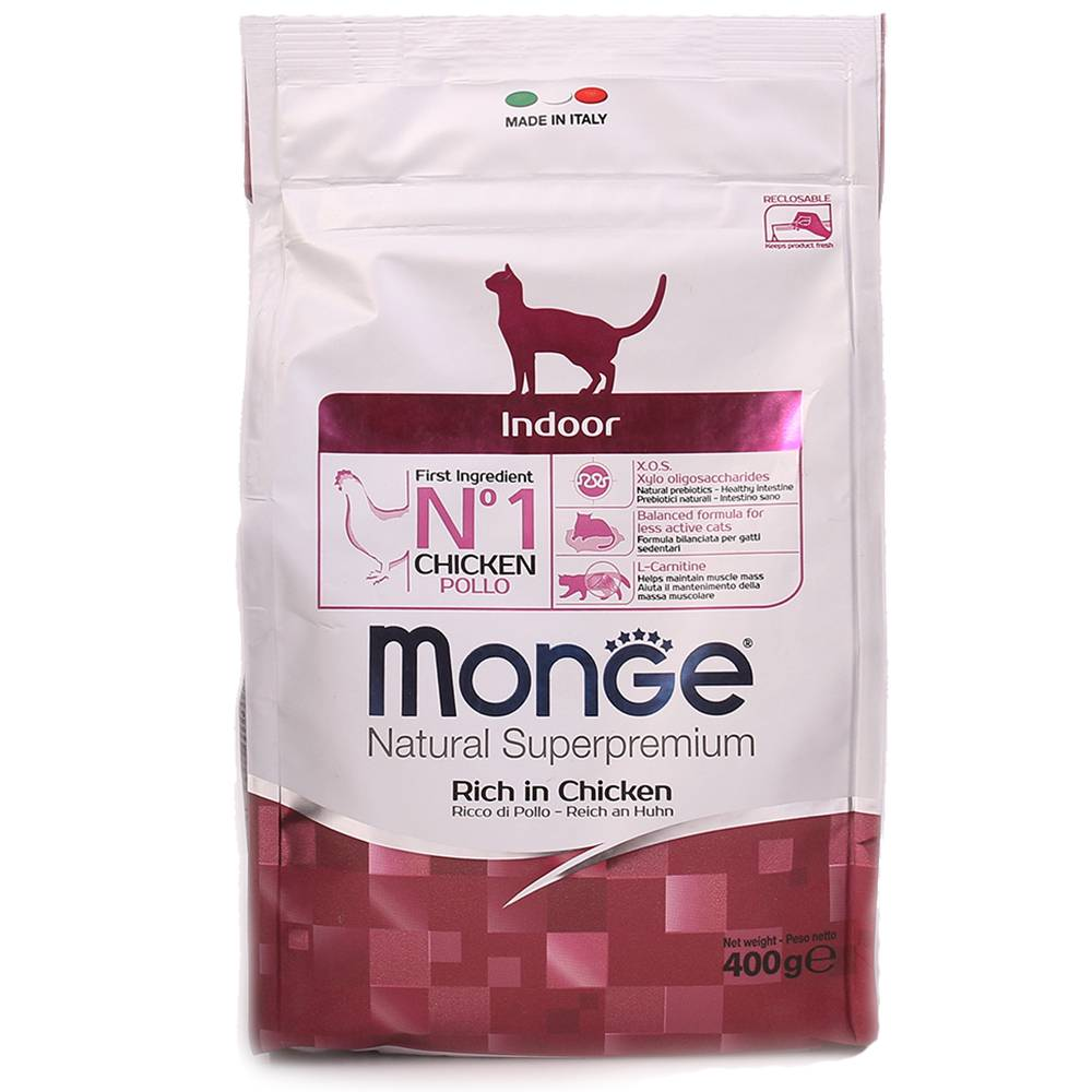 Monge – диета obesity для кошек – итальянские корма суперпремиум класса для собак и кошек