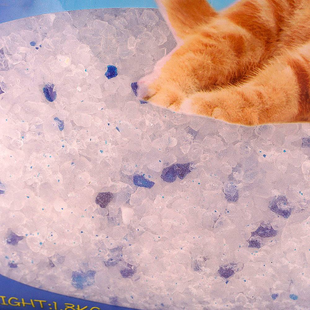 Силикагелевый наполнитель для кошек - как использовать?