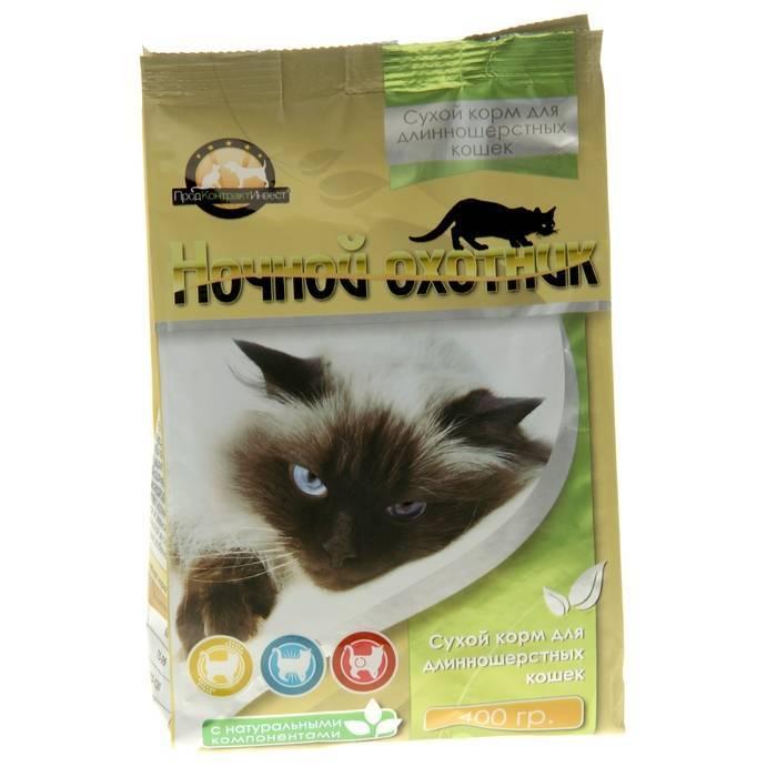 Правила кормления кошек. длинношерстные кошки [litres]