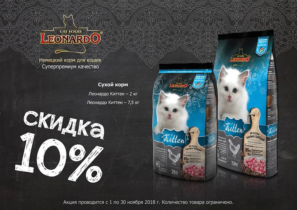 Подробная характеристика и состав кормов от компании «гуаби» для кошки и котенка