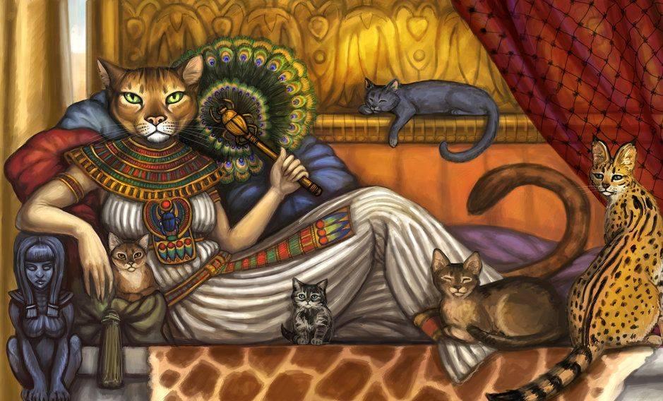 Себек – бог воды древнего египта