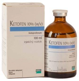 Кетопрофен для животных инструкция по применению, кетофен обезболивающее
