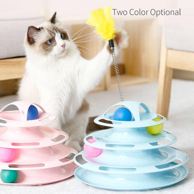 Как сделать игрушку для котёнка своими руками (фото)