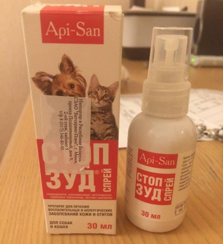 """""""стоп-зуд"""" (суспензия для кошек): описание, состав, инструкция по применению и отзывы"""