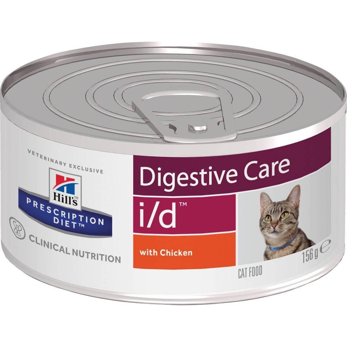 Чем кормить кота при запорах?