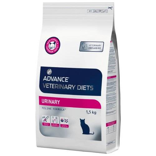 Какой корм лучше давать кошке для профилактики мочекаменной болезни и при струвитах: лечебные и диетические продукты