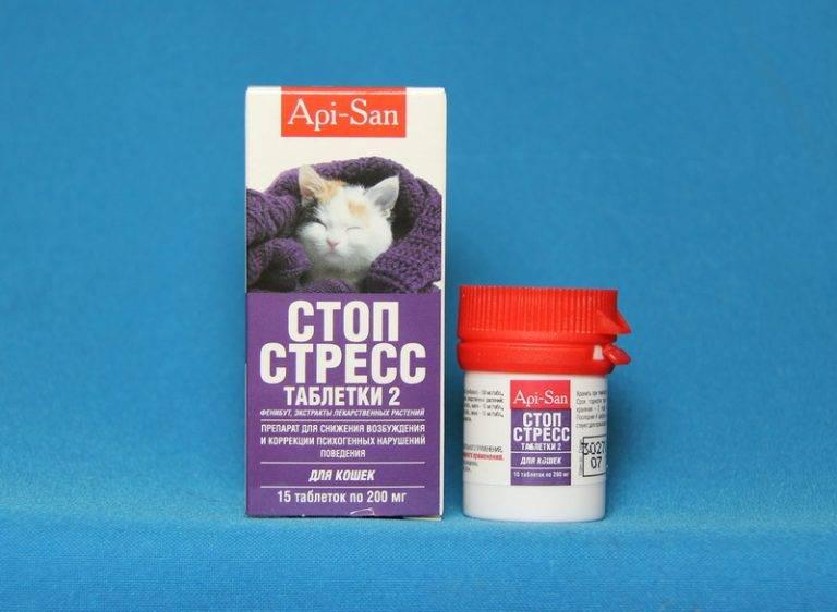 Стоп-стресс капли для кошек – особенности лекарства, дозировка, эффективность